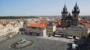 Prague, la ville aux 1000 tours et 1000 clochers